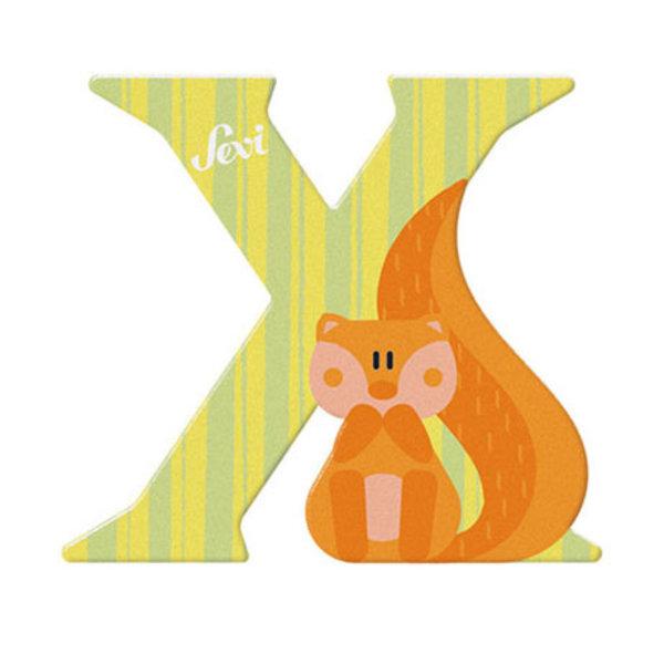 Sevi Dierenletter X