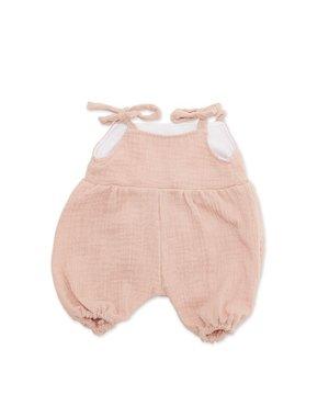 ByASTRUP Jumpsuit dusty roze voor Knuffelpop