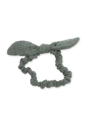 ByASTRUP Haarband voor Knuffelpop forest green