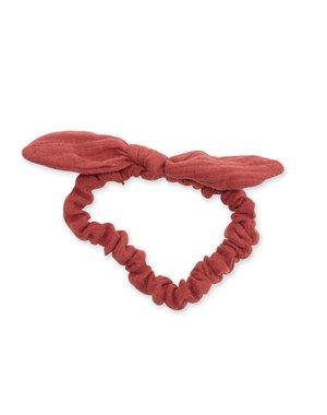 ByASTRUP Haarband bordeaux voor Knuffelpop