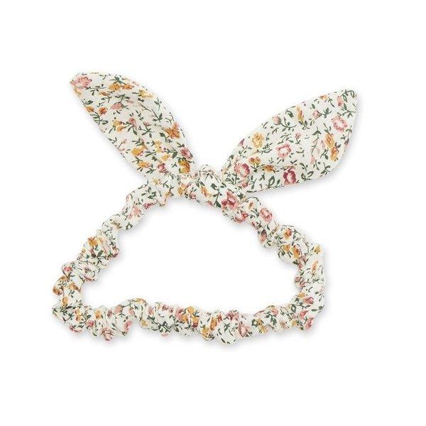 ByASTRUP Haarband voor Knuffelpop bloemetjes