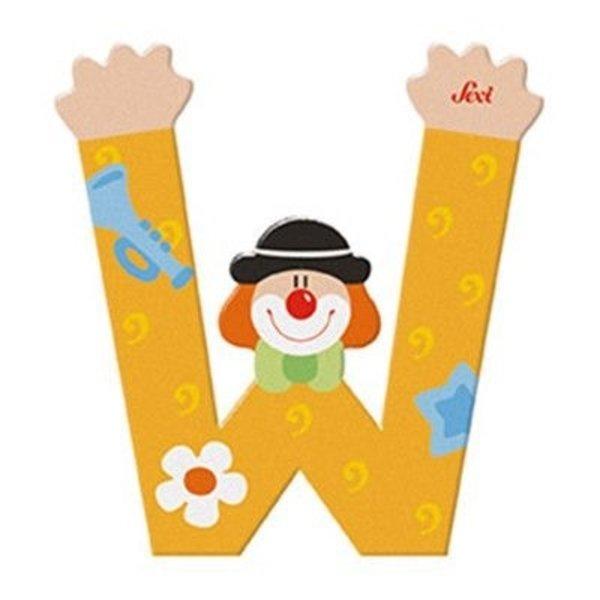 Sevi Clownletter W
