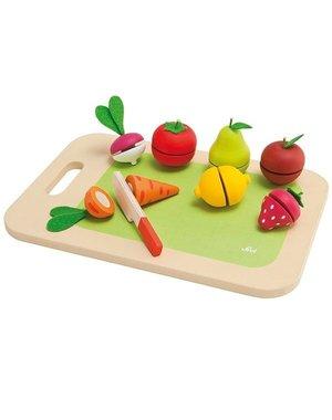 Sevi Snijplank Groente & Fruit