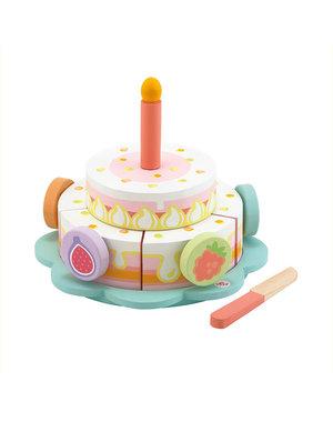 Sevi Verjaardagstaart