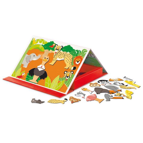 Sevi Magnetische puzzel dieren
