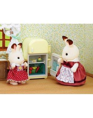 Sylvanian Families Set Moeder Chocoladekonijn (koelkast)