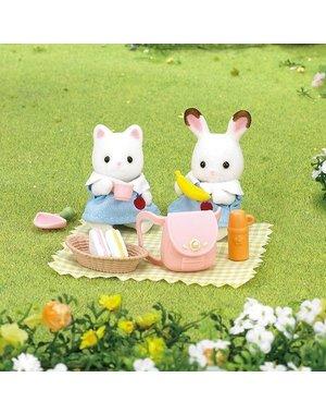 Sylvanian Families Picknickset Creche