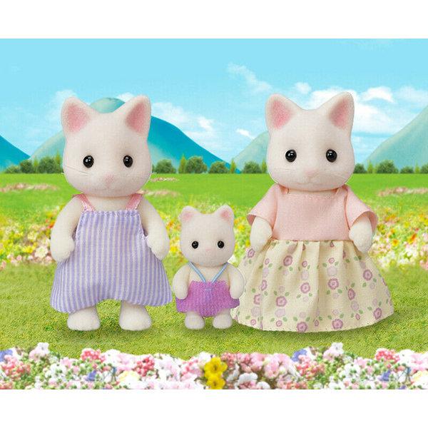 Sylvanian Families Sylvanian Families Familie witte Kat
