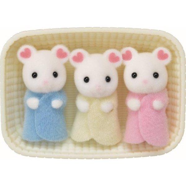 Sylvanian Families Sylvanian Families Drieling Marshmellow muis