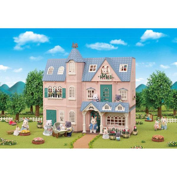Sylvanian Families Sylvanian Families 3 huizen met accessoires Jubileum Set 35 jaar