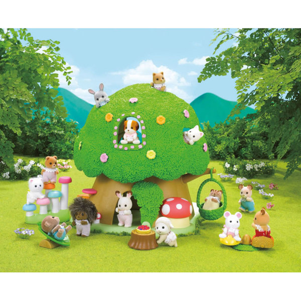 Sylvanian Families Nursery Treehouse