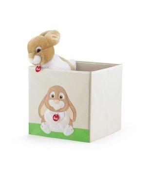 Sevi Speelgoedkist klein konijn Oliviero
