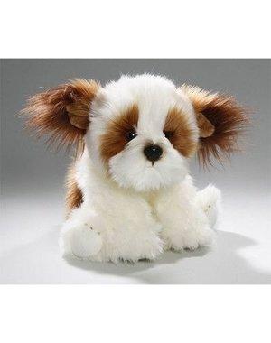 BIColini Zittende Shih Tzu Pup 30cm