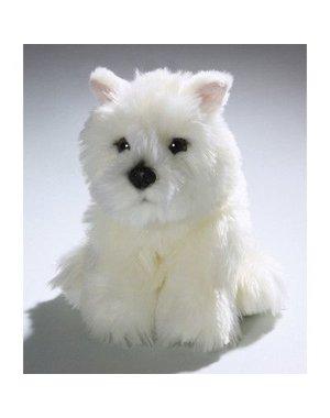 BIColini Zittende Westie Pup 22cm