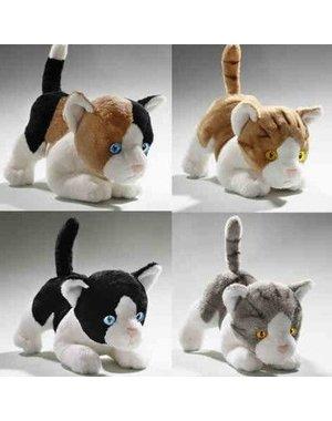 BIColini 4X Kortharige katten Ass. 18 cm