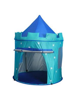Mamamemo Pop-up Tent Blauw