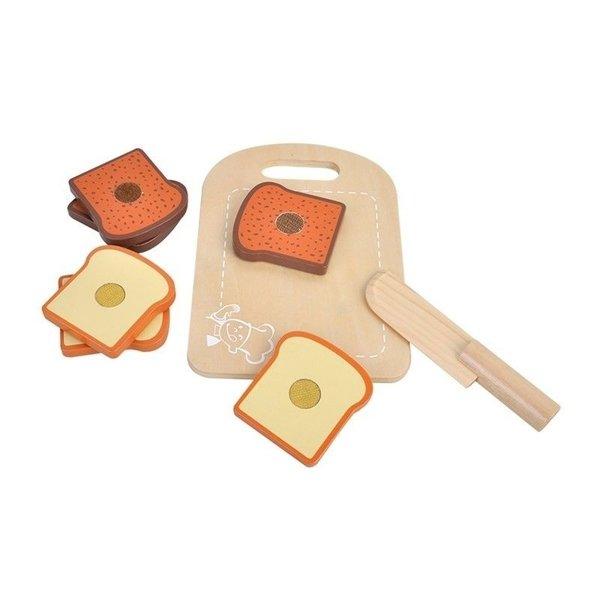 Mamamemo Snijplank met Brood