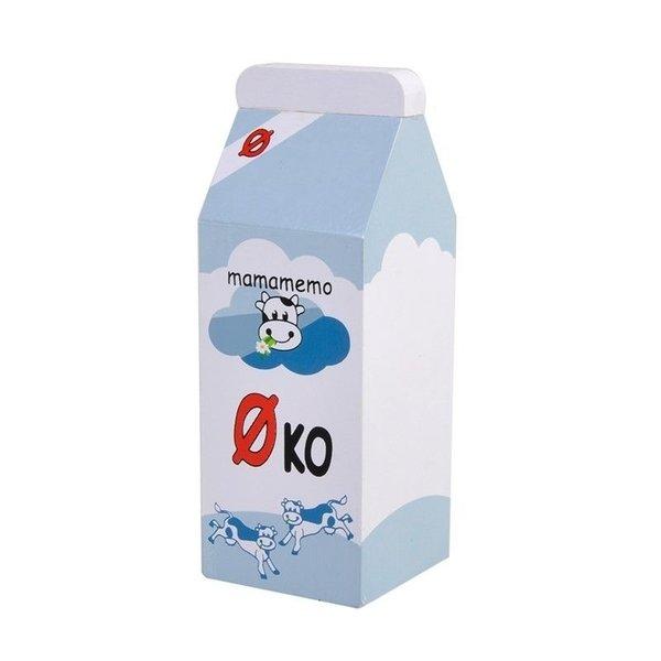 Mamamemo Biologische Magere Melk