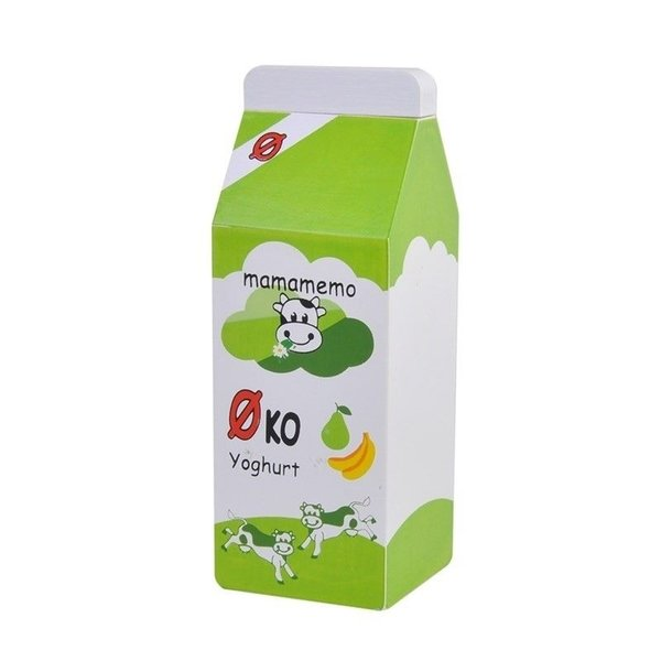 Mamamemo Biologische Peren Yoghurt