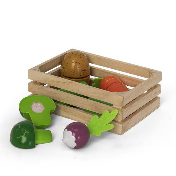Mamamemo Kistje Snij-groente