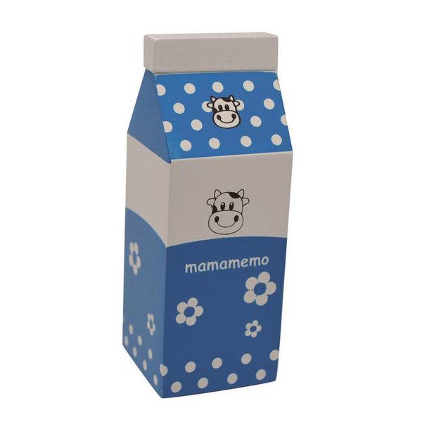 Mamamemo Melk, blauw