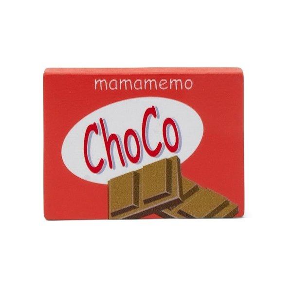 Mamamemo Chocoladereep
