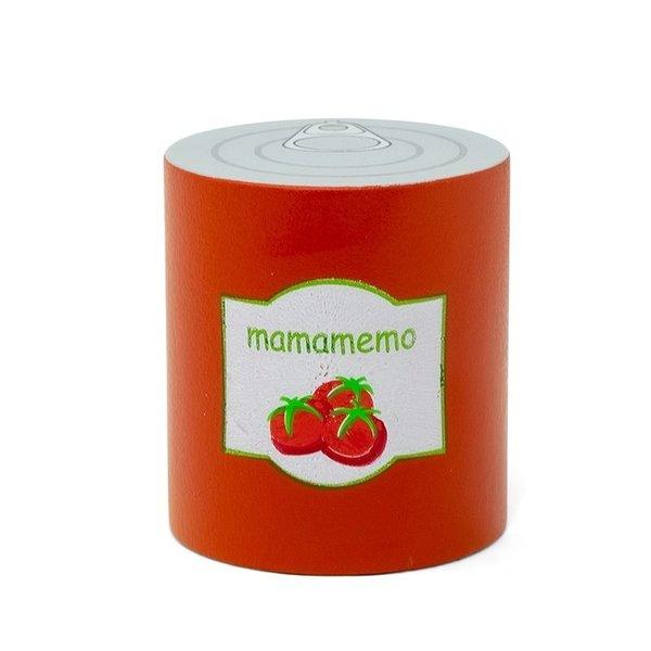 Mamamemo Blikje Tomaten