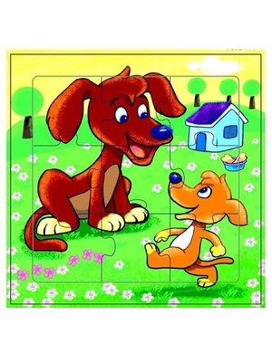 Mamamemo Puzzel Honden