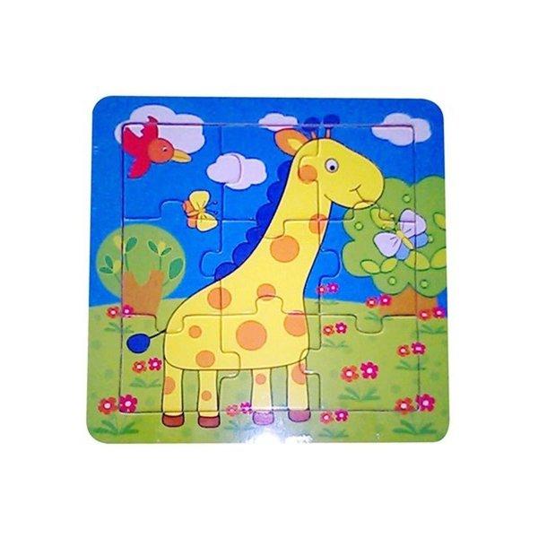Mamamemo Puzzel Giraffe