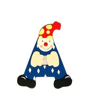 Mamamemo Mamamemo Clown letter A (6ST)