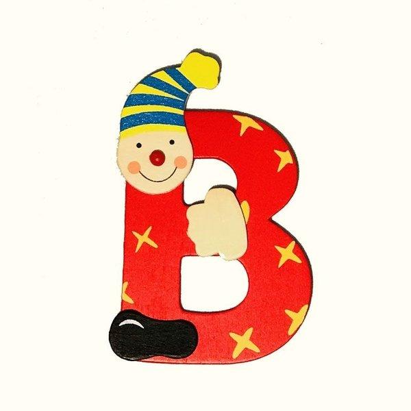 Mamamemo Mamamemo Clown letter B (6 ST)