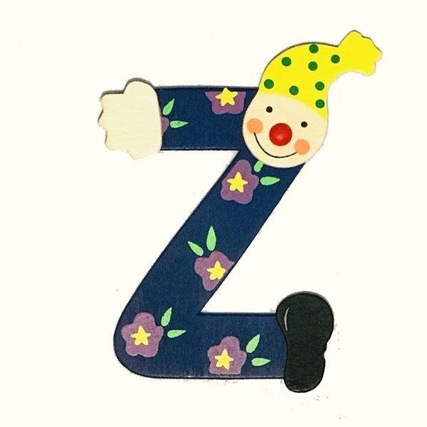 Mamamemo Mamamemo Clown letter Z (6 ST)