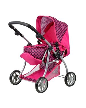 Minimommy Poppenwagen Roze