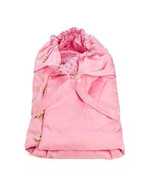 Minimommy Poppendraagtas voor poppenwagen roze