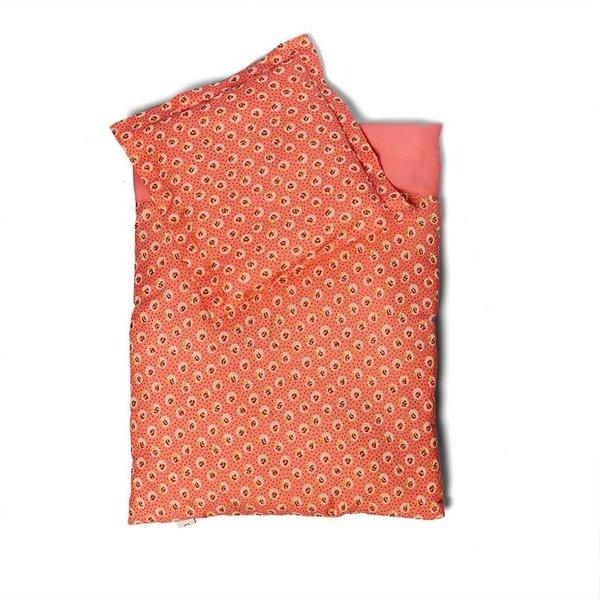 Minimommy Poppenbedset Dusty roze 43 cm