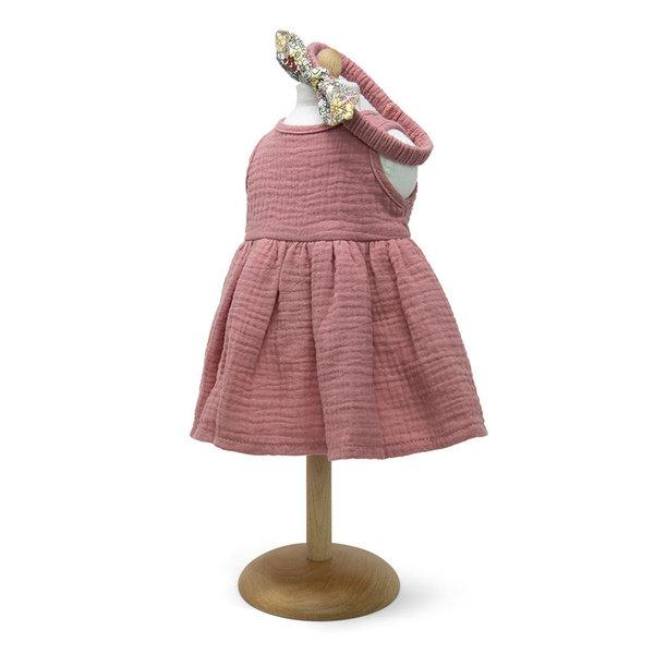 Minimommy Jurkje oud roze 29-32cm