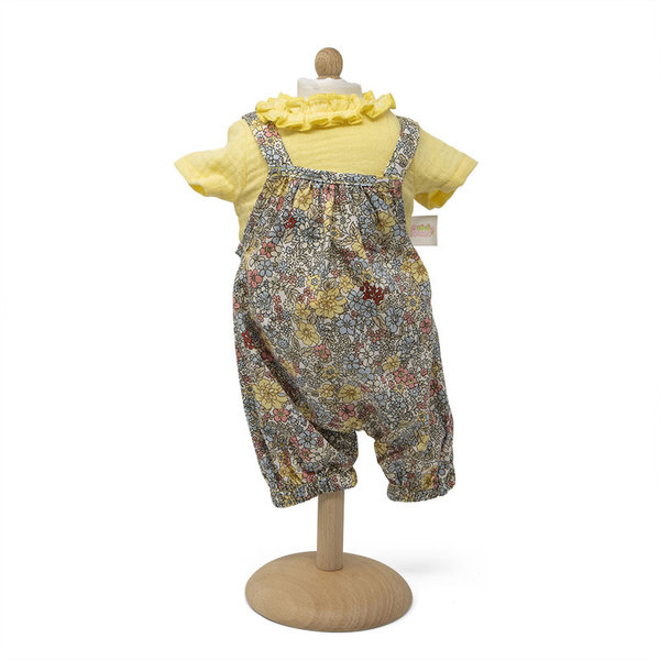Minimommy Jumpsuit pastel bloemen 29-32cm