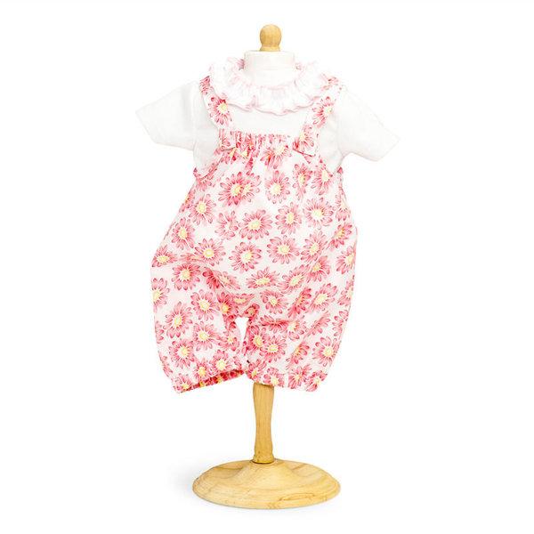 Minimommy Jumpsuit bloemen 42-46 cm