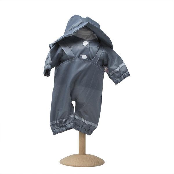 Minimommy Regenkleding grijs 42-46 cm