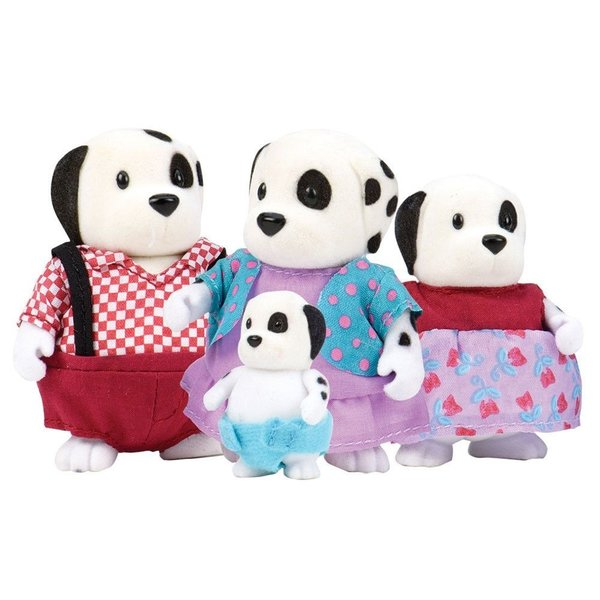 Li'l Woodzeez Honden Familie Woofwinkel