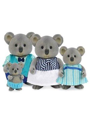 Li'l Woodzeez Koala Familie Canberra
