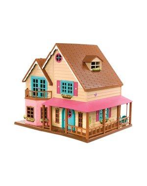 Li'l Woodzeez Honeysuckle Hillside Huis