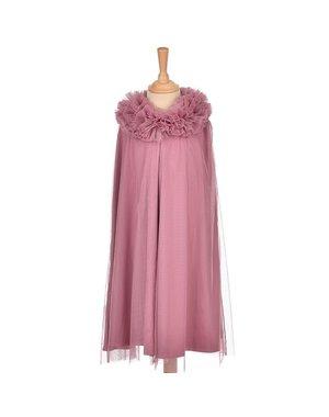 ByASTRUP Tule cape paars/roze 3-5 jaar