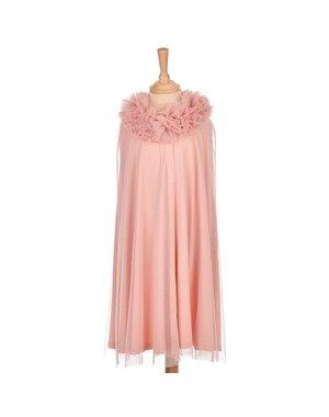 ByASTRUP Tule cape roze 6-8 jaar