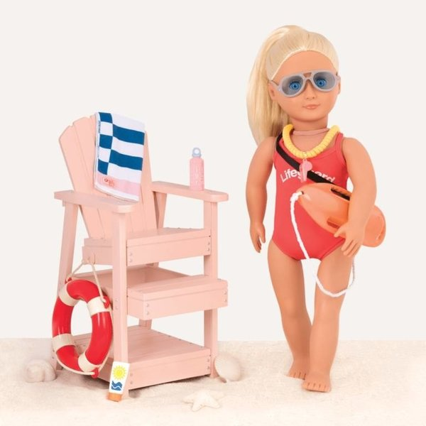 Our Generation Lifeguard Play Set