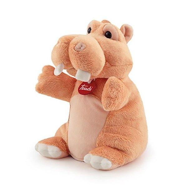 Trudi Handpop Nijlpaard 23cm