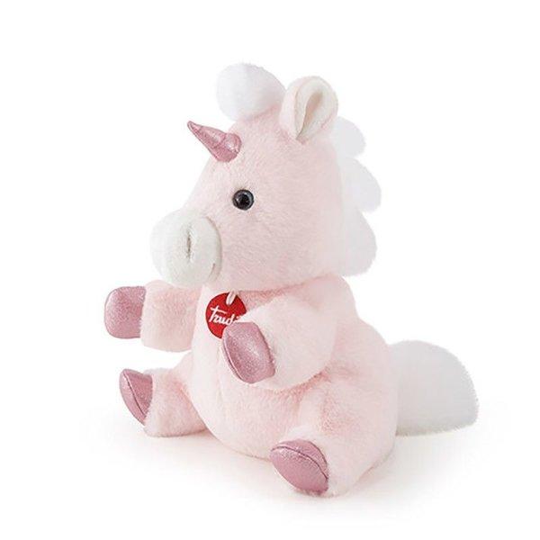 Trudi Magnetronknuffel handpop unicorn 26cm