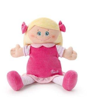 Trudi Stoffenpop Blond 24cm