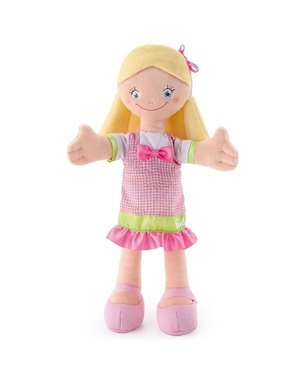 Trudi Stoffen Pop Blond 30 cm