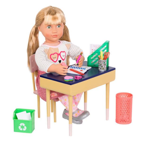 Our Generation Brilliant Bureau Desk Set